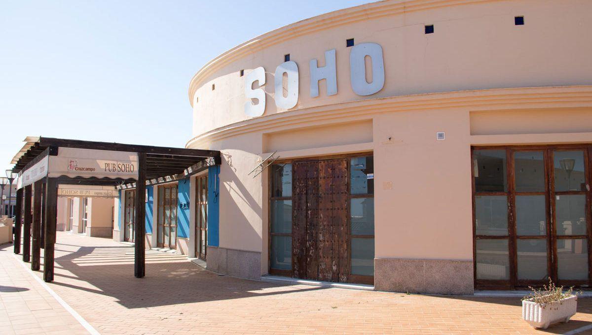 Local de copas en venta en Novo Sancti Petri